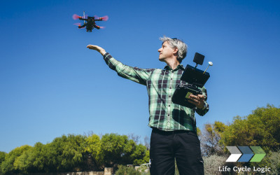 Seeing the big picture with Sustainability Drones